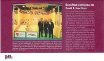 EXCOFRUT PARTICIPA EN FRUIT ATTRACTION